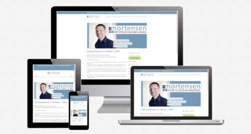 mortensen-zahnarzt-webseite-agentur